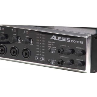 1-ALESIS CORE 8 - INTERFACC