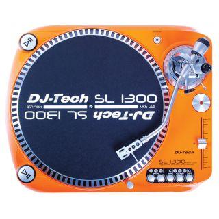 1-DJ TECH SL1300 MK6USB OR