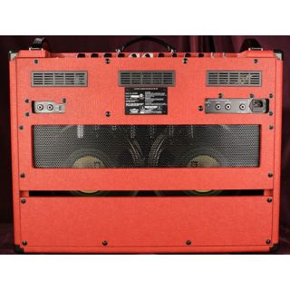 1-VOX AC30C2 RED Limited Ed