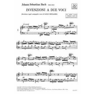 1-RICORDI Bach, Johann Seba