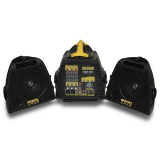 1-DJ TECH VISA 140 - PA SYS