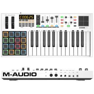 1-M-AUDIO CODE 25 - Master