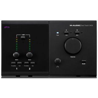 1-M-AUDIO Fast Track C400