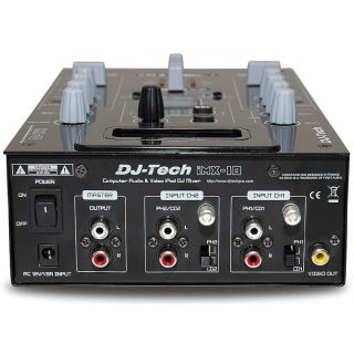 1-DJ TECH iMX10 - iPOD DOCK