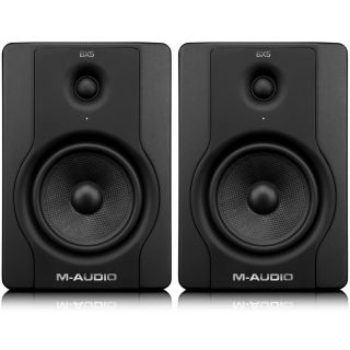 1-M-AUDIO BX5 D2 Studiophil