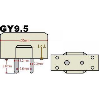 1-PROEL HSD 250W GY 9.5