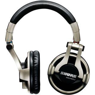 1-SHURE SRH750DJ - CUFFIA C