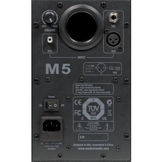 1-RESIDENT AUDIO M5 Studio