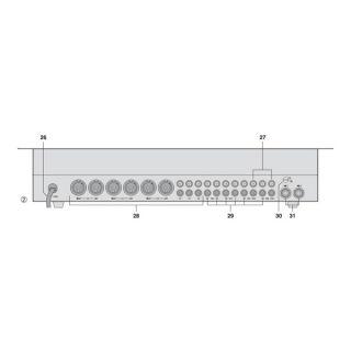 1-MONACOR MPX-4PA MIXER A 3