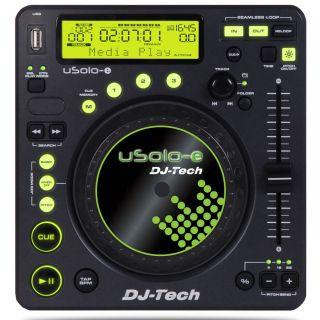 1-DJ TECH USOLOE - (Coppia)