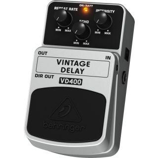 Behringer VD400 Vintage Delay - Pedale Delay Analogico02