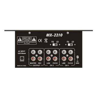 1-KARMA MX 2210 - MIXER PER