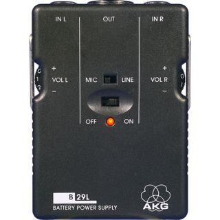 1-AKG B29L - ALIMENTATORE A
