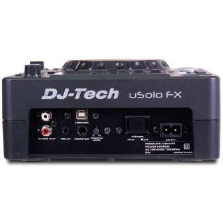 1-DJ TECH USOLO FX -(Coppia