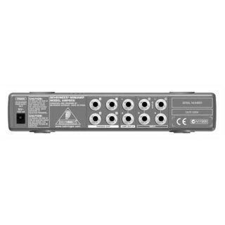 1-BEHRINGER MINIAMP AMP800