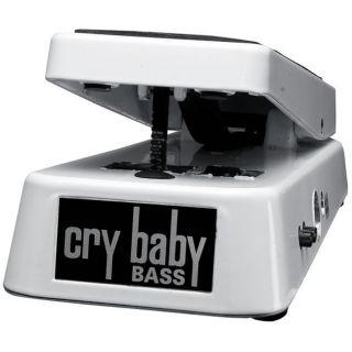 1-DUNLOP 105Q Crybaby Bass