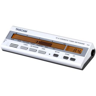 1-TASCAM TC8 - ACCORDATORE