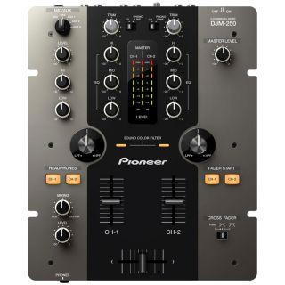 1-PIONEER DJM250K Black - M