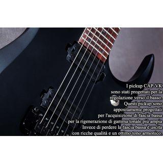 1-IBANEZ RGD420Z-BKF CHITAR