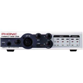 1-PHONIC FIREFLY302 USB - I