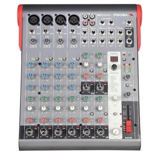 1-PROEL Mi12 - Mixer 12 inp
