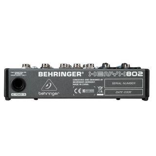 BEHRINGER Xenyx 802 retro