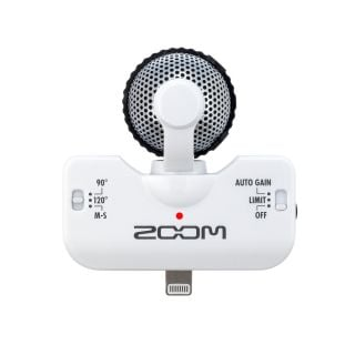 1-ZOOM iQ5/W White