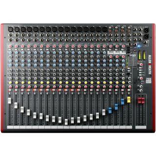 Allen & Heath ZED 22 FX - Mixer 22 Ch con Effetti02