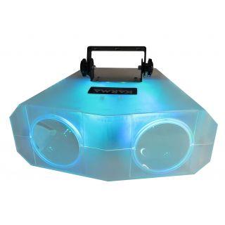 1-KARMA DJ LED242T - Effett