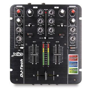 1-DJ TECH X10 - MIXER DJ 2