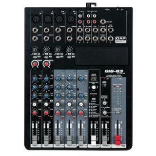 1-DAP AUDIO GIG-83CFX - MIX