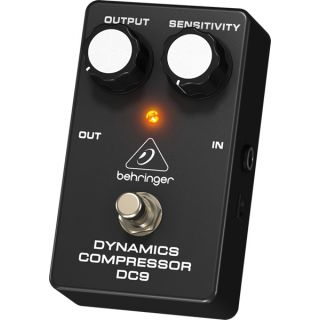 1-BEHRINGER DC9 DYNAMICS CO