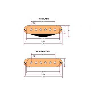1-DIMARZIO DP116W HS-2