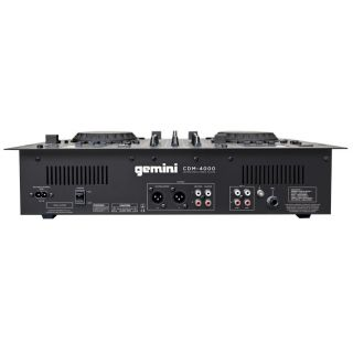 1-GEMINI CDM4000 - CONSOLE