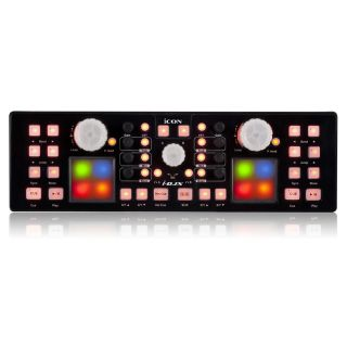 1-ICON iDJ X Black - CONTRO