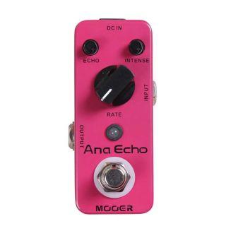 1-MOOER ANA ECHO - ANALOG D