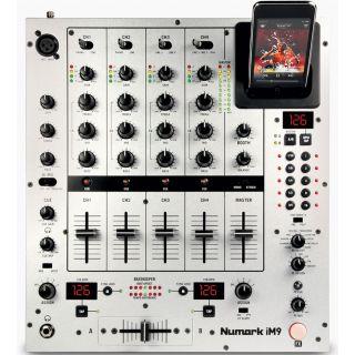 1-NUMARK iM9 -MIXER DJ 4 CA