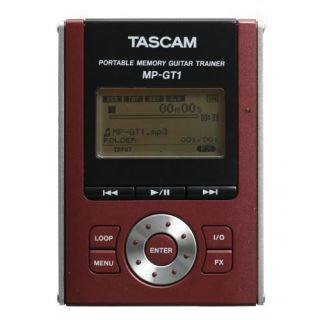 1-TASCAM MP GT1 MP3 Guitar