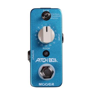 1-MOOER PITCH BOX - PITCH S