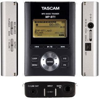 1-TASCAM MP BT1 MP3 Bass Tr
