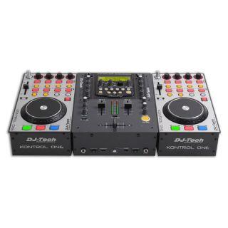 1-DJ TECH Hybrid 202 Compac