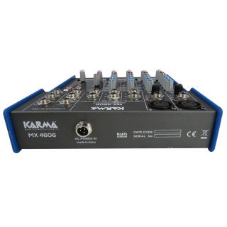 1-KARMA MX 4606 - Mixer 6 c