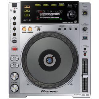 1-PIONEER CDJ850 - LETTORE