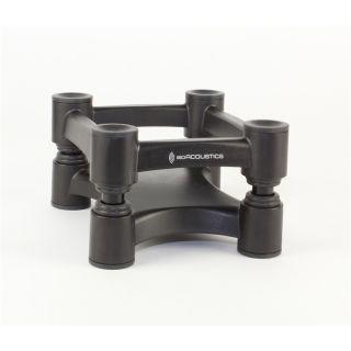 ISOACOUSTICS ISO-L8R130 - Coppia di Stand per Studio Monitor di Piccole Dimensioni