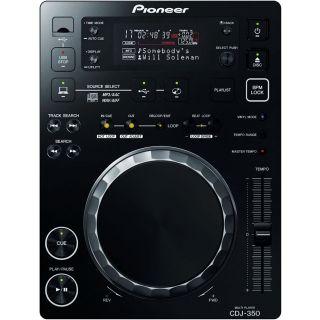 2-PIONEER CDJ350 + DJM350 +