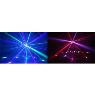2-KARMA DJ LED222 - EFFETTO