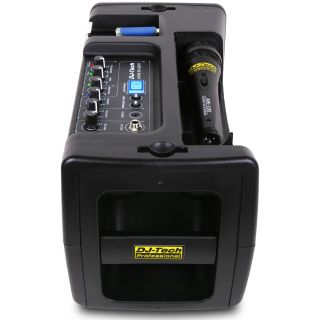 2-DJ TECH UVISA 50 LIGHT -