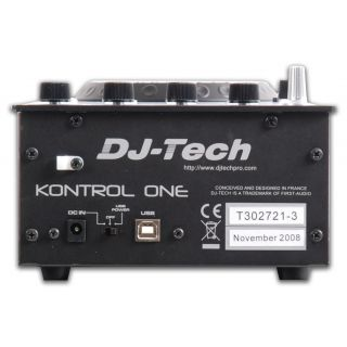2-DJ TECH KONTROL ONE - CON