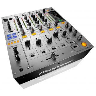 2-PIONEER DJM850S Silver -