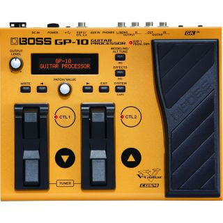 2-BOSS GP10S - MULTIEFFETTO